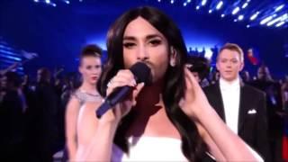 Opening Act Eurovision 2015 Conchita Wurst - Rise like a phoenix - First semifinal