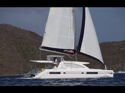 Ocean sailing in safety for catamarans – Catamaran sailing t