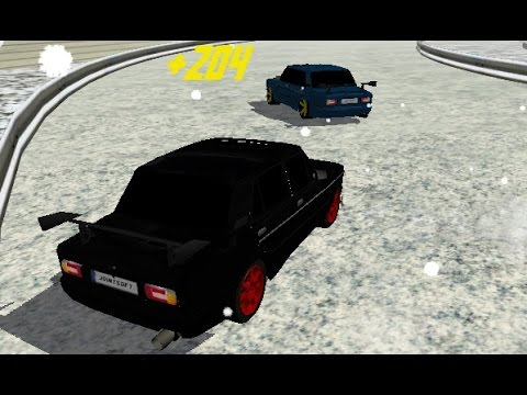 Lada Drift Racing -Русский дрифтинг на Android(Обзор)