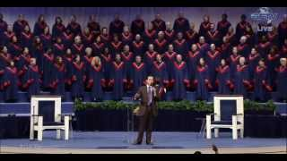 Though your sins be as scarlet ( Cornerstone Choir )