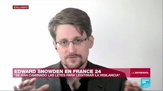 Edward Snowden: \