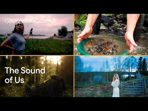 The sound of us   #EuropeForCulture