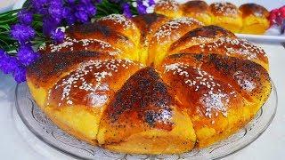МАГИЯ В ДУХОВКЕ !!! Отрывной тыквенный пирог с яблоками. САМАЯ АРОМАТНАЯ ДОМАШНЯЯ ВЫПЕЧКА