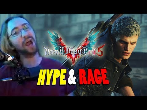 SO DAMN ANGRY - Hype & Rage: Devil May Cry 5 (Part 1) thumbnail