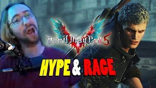 Download Lagu SO DAMN ANGRY - Hype Rage Devil May Cry 5 Part 1 MP3