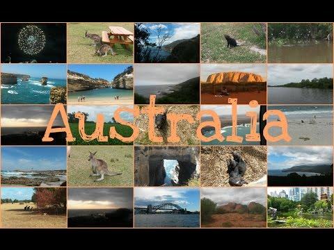 Vlog Australia - Nature, wildlife and fireworks