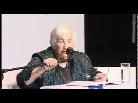 Antifaschismus und Frieden | Rede | Esther Bejarano | Blue Planet Award | ethecon Tagung 2013
