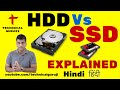 [Hindi] HDD Vs SSD Vs SSHD Explained in Detail