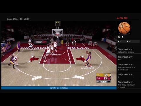 NBA 2k18 crazy online 1v1