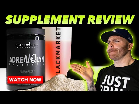 pre-workout-review:-blackmarket-labs-adrenolyn-nootropic-pre-workout-|-@bigrobenergy