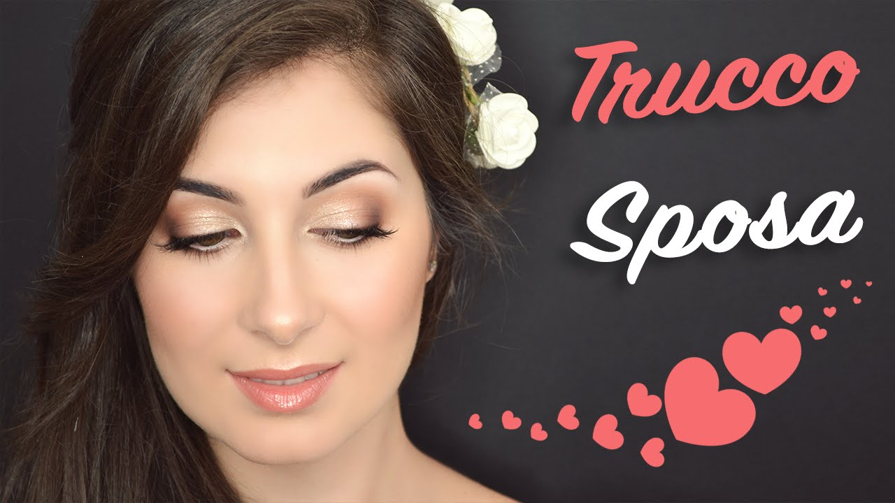 Super Trucco Sposa per more | Makeup Tutorial - YouTube DC67