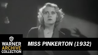 Miss Pinkerton (Original Theatrical Trailer)