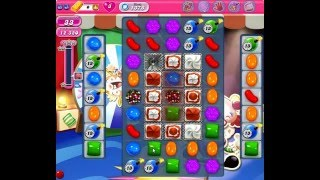 Candy Crush Saga Nivel 1378 completado en español sin boosters (level 1378)
