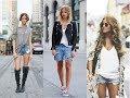 Denim shorts for women 2017