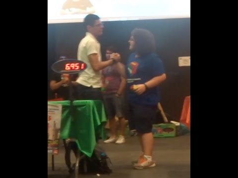 Final del campeonato de espa a de cubo de rubik 2016 youtube for Rubik espana