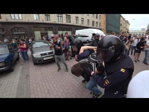 Петербург против повышения
