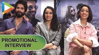 CHECK OUT: Shahid, Shraddha & Yami talk about Batti Gul Meter Chalu & lot more