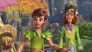 peter pan Danny Ploof | Capitaine crochet | Peter pan film | Enfants dessins animés