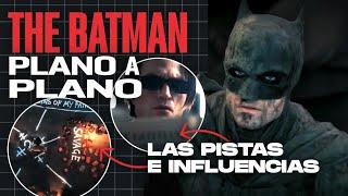 TRAILER DE THE BATMAN | Análisis PLANO a PLANO | Lo que NO VISTE, las pistas de Riddler, influencias