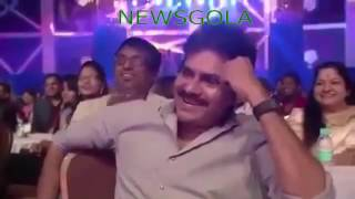 Hero Vikram hugged Anchor Sreemukhi