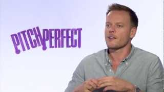 """""""Pitch Perfect"""" Jason Moore (Director) Interview"""