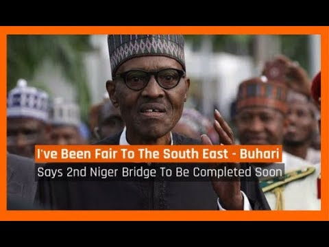 Nigeria News Today: I Have Been Fair To The South East – President Buhari (14/10/2017)
