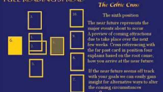 Tarot Spread - Celtic Cross - Full Reading At Occultpriestess.com