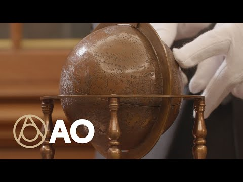Discover the Secrets of One of the Earliest Terrestrial Globes | Object of Intrigue | Atlas Obscura