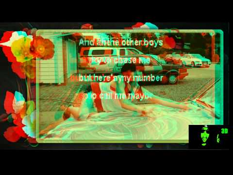 Call Me Maybe - 3D Karaoke