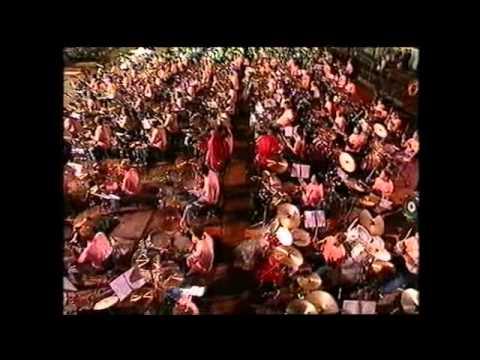 1000 drummers & The Golden Earring  Radar Love 591992Rotterdam