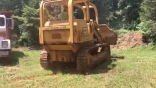 Demo CAT 955L