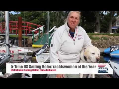Morrow: Paralympic Sailing's Do-It-All Companion