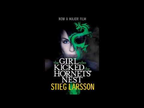 Download The Girl Who Kicked the Hornet's Nest by Stieg Larsson Audiobook Part 1/3