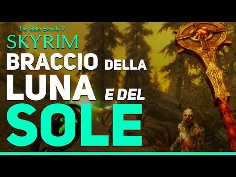 Braccio della Luna e del Sole - SKYRIM ITA thumbnail