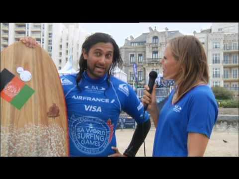 Mondiaux de surf de Biarritz: résumé du 23 mai