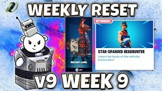 Weekly Shop Reset: FREE Smorgasbord Llama & MILITARY LLAMAS??? | Fortnite Save The World