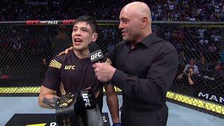 UFC 263: Brandon Moreno Octagon Interview