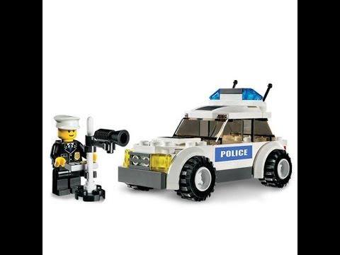 Voitures City Enfants Et De PoliceJouets Pour Les Lego Camions Yf6gyvb7