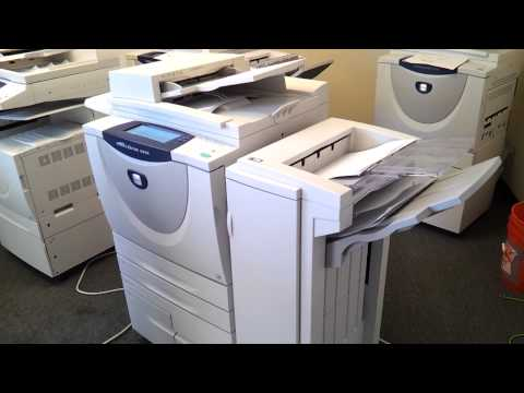 Xerox Copiers for Small Business 2018 Save up to 80% OFF on used low meter copiers in Los Angeles