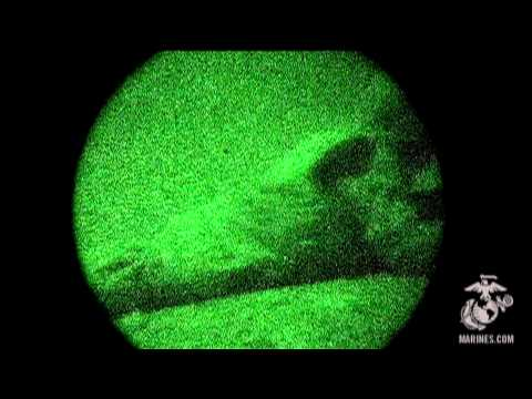 Marine Corps Gear: AN/PVS-14 Monocular Night Vision Device