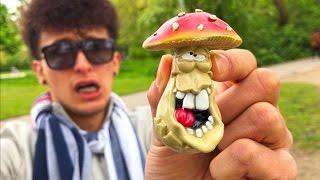 NUNCA PENSE SUBIR ESTE VIDEO | Hongos alucinógenos