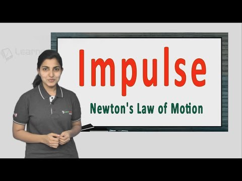 Simple explanation of Impulse with a solved example. JEE Physics XI Newton's Law of Motion