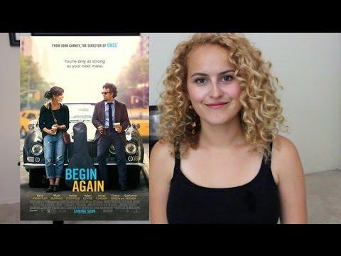 Begin Again (2014) Movie Review | Once Again Again