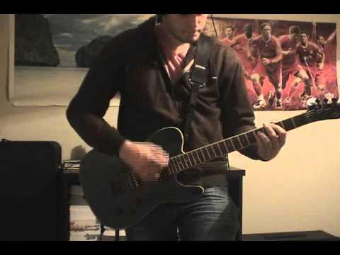 Lostprophets - Last Summer (Guitar Cover)