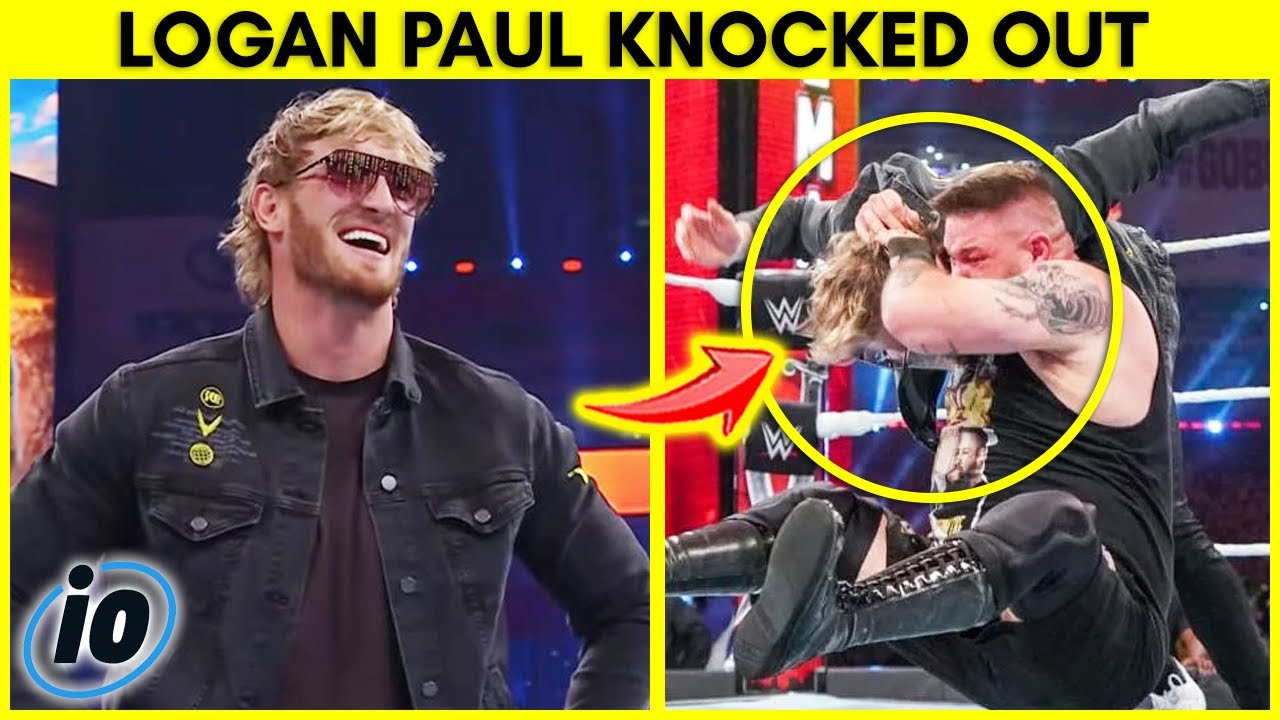 Logan Paul Gets Knocked Out & Jake Paul Called 'Clown Show' By Claressa Shields