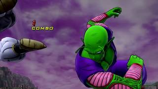 Dragonball Z Ultimate Tenkaichi Mod Movie - Defenders of the Universe part 2