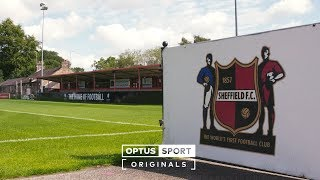 Schwarzer & Ferguson visit the incredible home of football