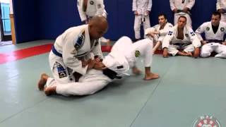 Kimura and Armbar Defense from Side Control