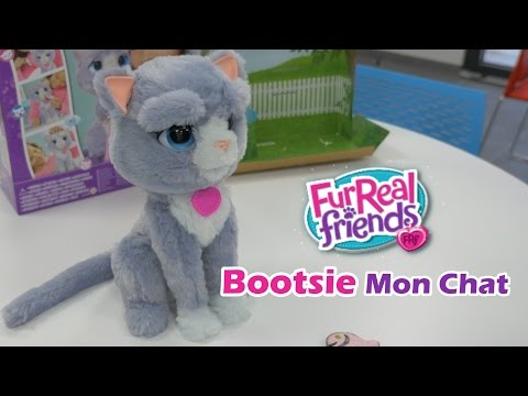 FurReal Bootsie Mon Chat - Démo En Français