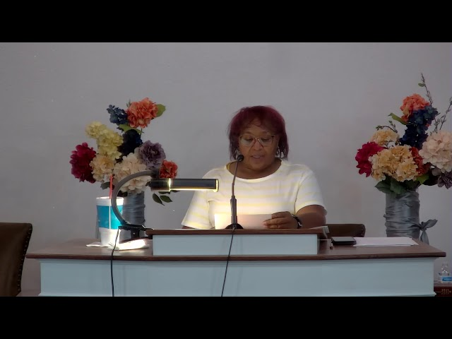 06-09-2021 - Hour Of Power Bible Study with Rev. Casandra Howard